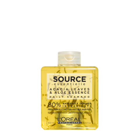 L'Oréal Source Essentielle Acacia leaves & aloe essence Daily Shampoo 300ml