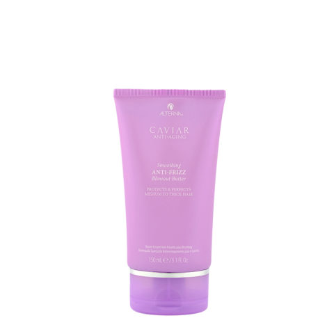 Alterna Caviar Smoothing Anti-Frizz Blowout Butter 150ml - Anti Frizz glättendes Butter