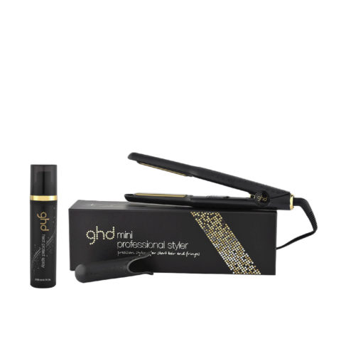 GHD Kit V Gold classic styler mini Heat protect spray 120ml