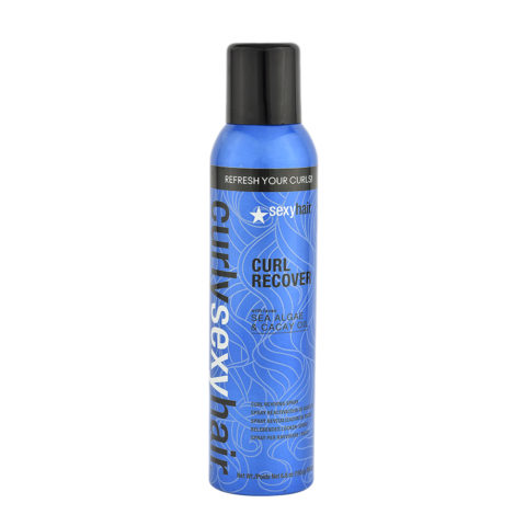 Curly Sexy Hair Curl Recover Curl Reviver Spray 200ml - Belebendes Locken-Spray