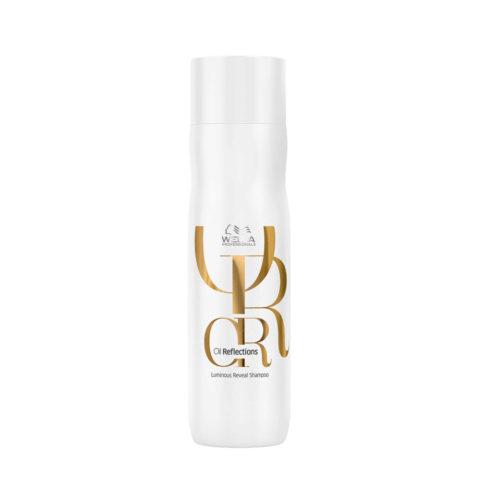 Wella Oil Reflections Shampoo 250ml - Shampoo Für Strahlenden Glanz