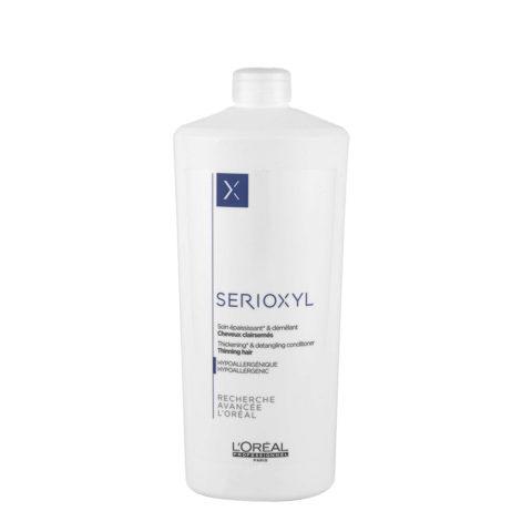 L'Oreal Serioxyl Thickening Conditioner 1000ml - Volume und entwirrender Balsam