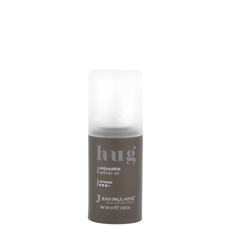Jean Paul Mynè Hug Enjoyable Vetiver Oil intense 100ml - Konditionierendes Öl