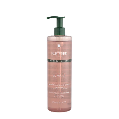 René Furterer Lumicia Illuminating Shine Shampoo 600ml - Shampoo mit Glanzdetektor