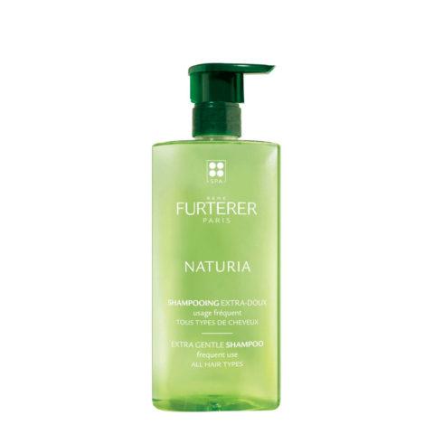 René Furterer Naturia Extra Gentle Shampoo 500ml - Extra-Mildes Shampoo