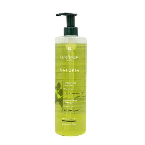 René Furterer Naturia Extra Gentle Shampoo 600ml - Extra-Mildes Shampoo