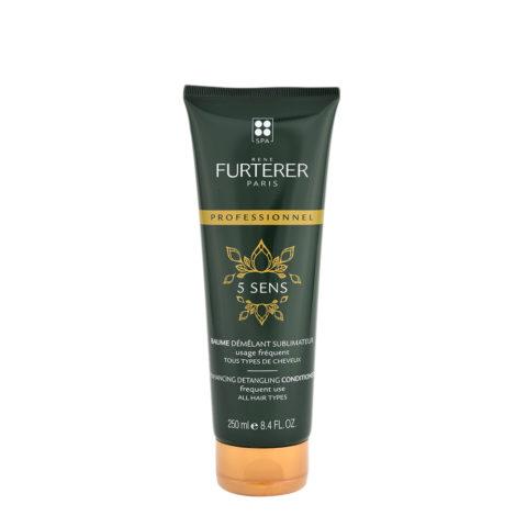 René Furterer 5 Sens Enhancing Detangling Conditioner 250ml - häufig anwendung alle Haartypen