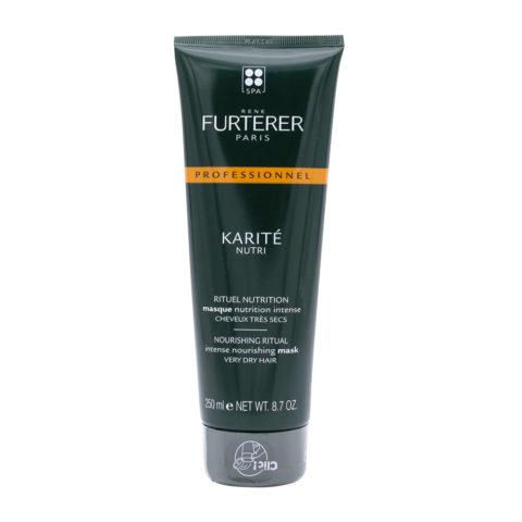 René Furterer Karité Intense Nourishing Mask for dry Hair 250ml