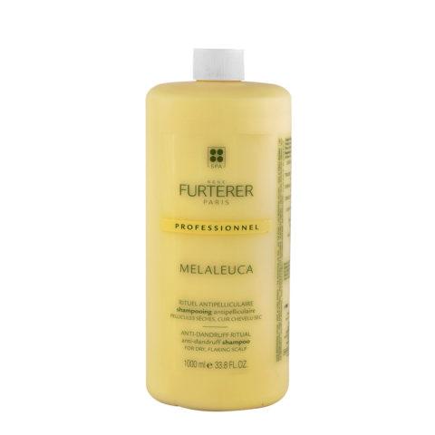 René Furterer Melaleuca Antidandruff Shampoo 1000ml - Anti-Trockeneschuppenes Shampoo