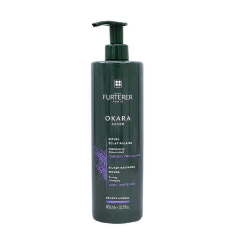 René Furterer Okara Silver Shampoo 600ml