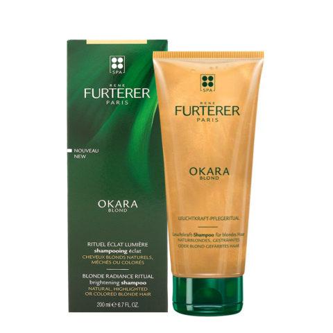 René Furterer Okara Blonde Radiance Shampoo 200ml