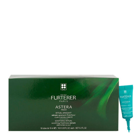 René Furterer Astera Fresh Soothing Ritual Soothing Freshness Serum 16x10ml