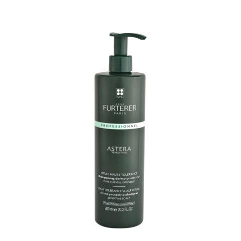 René Furterer Astera Sensitive Dermo Protective Shampoo 600ml - Shampoo Für Empfindliche Kopfhaut
