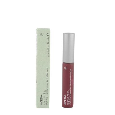 Aveda Nourish Mint Lip Glaze 910 Star Dahlia 7gr