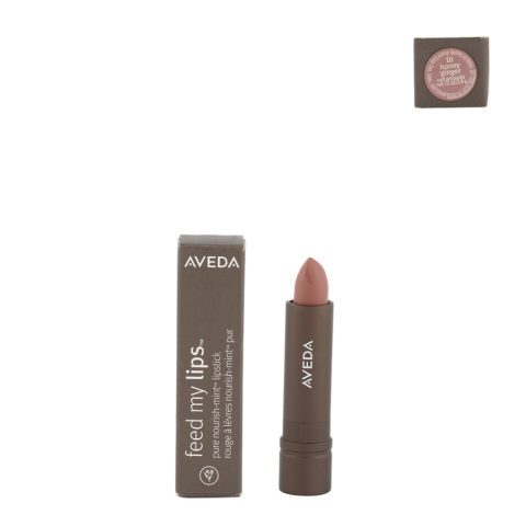 Aveda Feed my lips Pure Nourish Mint Lipstick 3.4gr Honey Ginger 10
