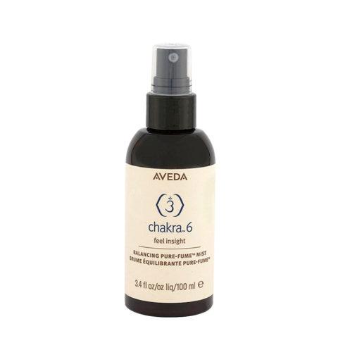 Aveda Chakra 6 Balancing Pure-Fume Mist 100ml - Perfumed Body Lotion - Intuition