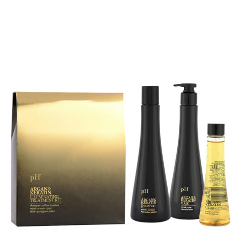 Ph Laboratories Argan & Keratin Illuminating Treatment kit