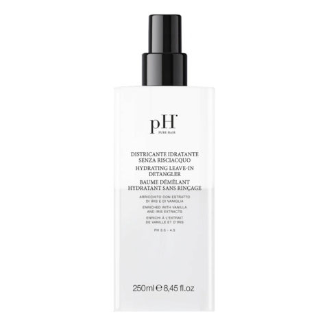Ph Laboratories Hydrating Leave In Detangler 250ml