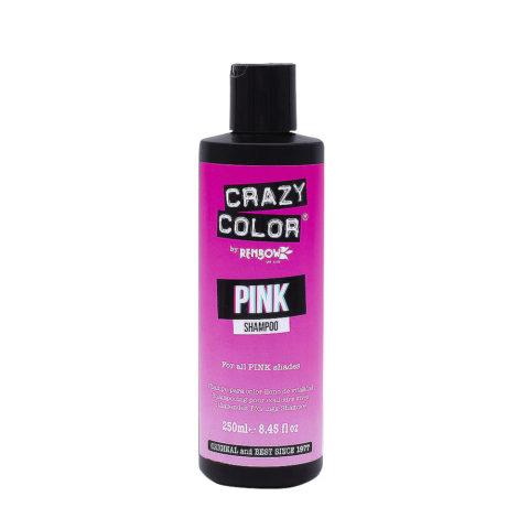 Crazy Color Shampoo Pink 250ml - Shampoo für rosa Haare