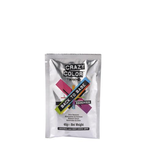 Crazy Color Back to Base Color Remover 45gr - Farbeliminator