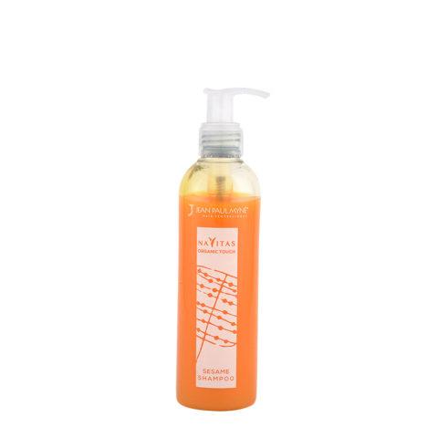 Jean Paul Myne Navitas Organic Touch shampoo Sesame 250ml - Shampoo Gefärbtes Haar