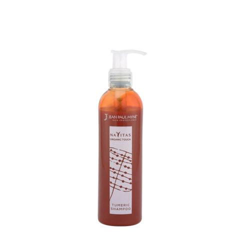 Jean Paul Myne Navitas Organic Touch shampoo Tumeric 250ml - Shampoo Gefärbtes Haar