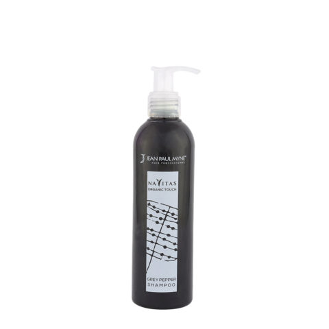 Jean Paul Myne Navitas Organic Touch shampoo Grey Pepper 250ml - Shampoo Gefärbtes Haar