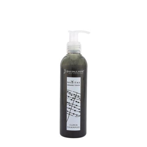 Jean Paul Myne Navitas Organic Touch shampoo Cumin 250ml - Shampoo Gefärbtes Haar
