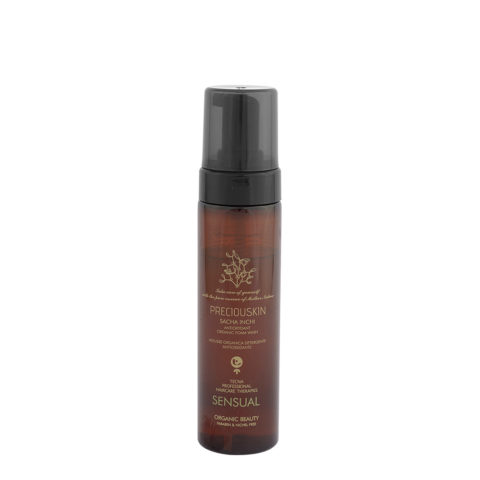 Tecna Preciouskin Sacha Inchi Antioxydant Organic Foam Wash Sensual 200ml - Schaumbad