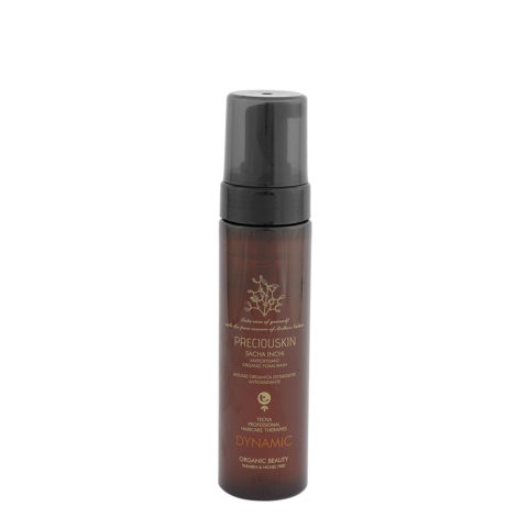 Tecna Preciouskin Sacha Inchi Antioxydant Organic Foam Wash Dynamic 200ml - Schaumbad