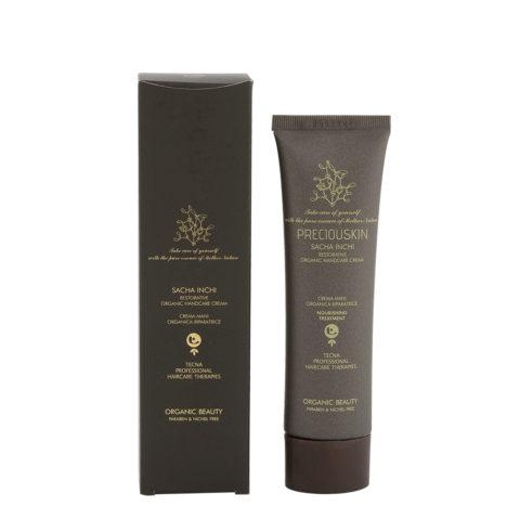 Tecna Preciouskin Sacha Inchi Restorative Organic Handcare Cream 100ml - Handcreme