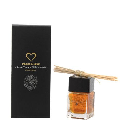 Tecna Peace and Love Home Fragrance 100ml - Lufterfrischer Ingwer Und Vanille