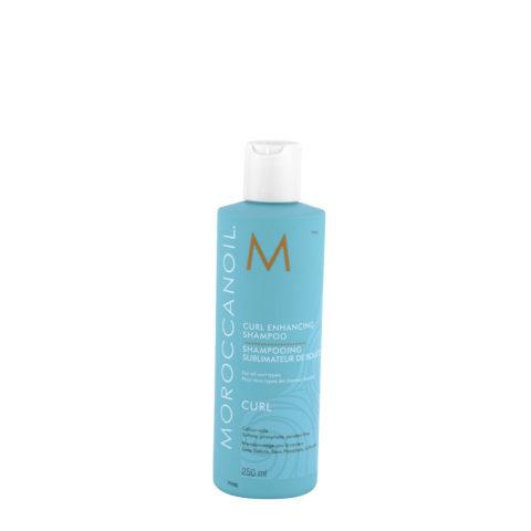 Moroccanoil Curl Enhancing Shampoo 250ml - Locken Shampoo