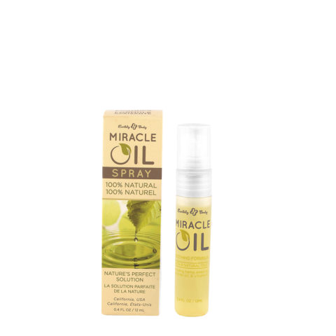 Earthly Body Miracle Oil spray 12ml