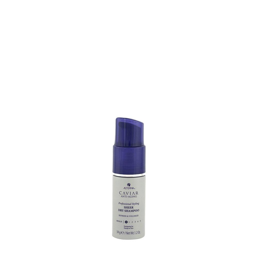 Alterna Caviar Sheer Dry Shampoo 34gr - Trockenshampoo