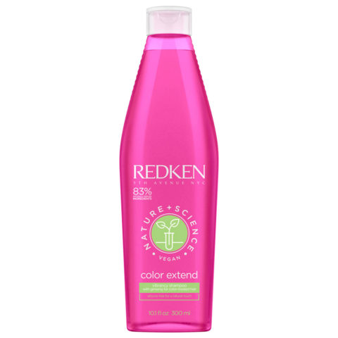 Redken Nature + Science Color Extend Shampoo 300ml - Gefärbtes Haar Shampoo