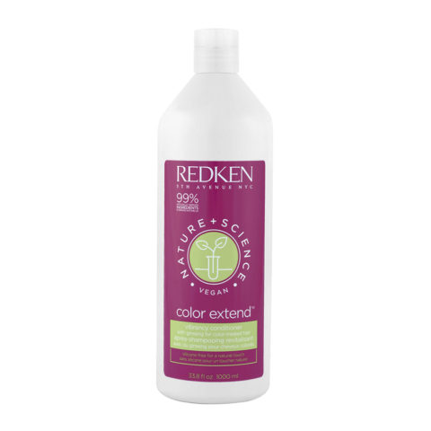 Redken Nature + Science Color Extend Conditioner 1000ml - Gefärbtes Haar Conditioner