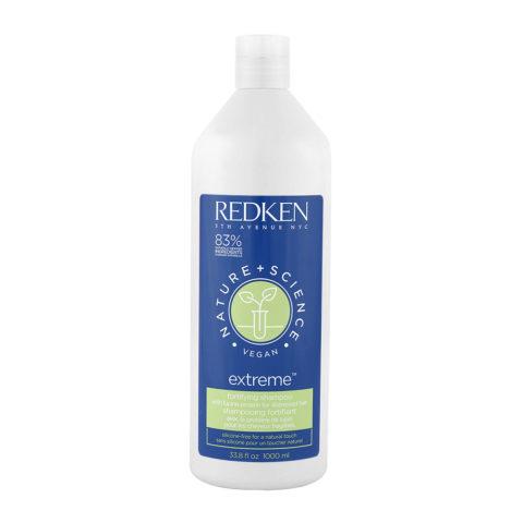 Redken Nature + Science Extreme Shampoo 1000ml - Stärkendes Shampoo