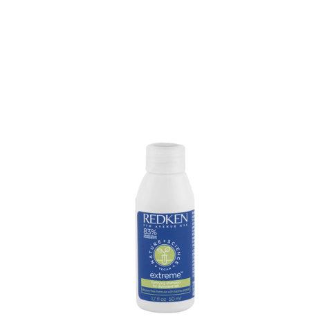 Redken Nature + Science Extreme Shampoo 50ml - Stärkendes Shampoo