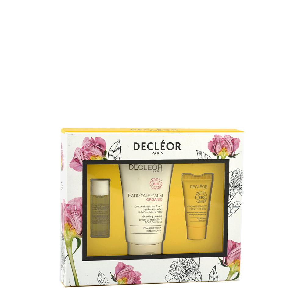Decléor Certified Organic Soothing Box für empfindliche Haut