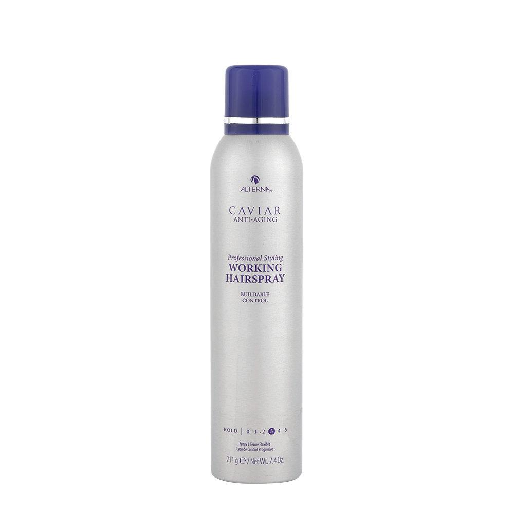 Alterna Caviar Anti aging Styling Working hairspray 211gr