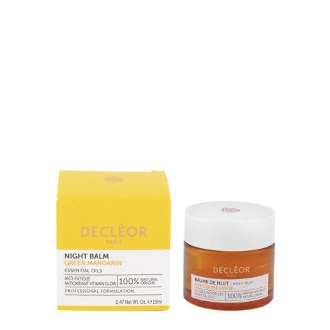 Decléor Green Mandarin Night Balm 15ml - Nachtcreme