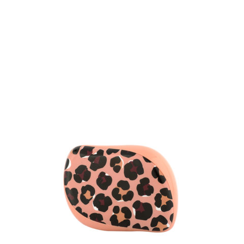 Tangle Teezer Compact Styler Apricot Leopard - Entwirrungsbürste