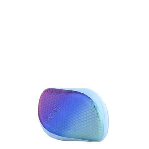 Tangle Teezer Compact Styler Mermaid Texture Blue - Entwirrungsbürste