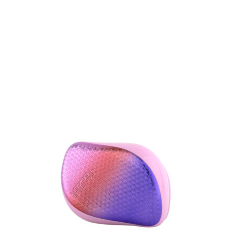 Tangle Teezer Compact Styler Mermaid Texture Pink - Entwirrungsbürste