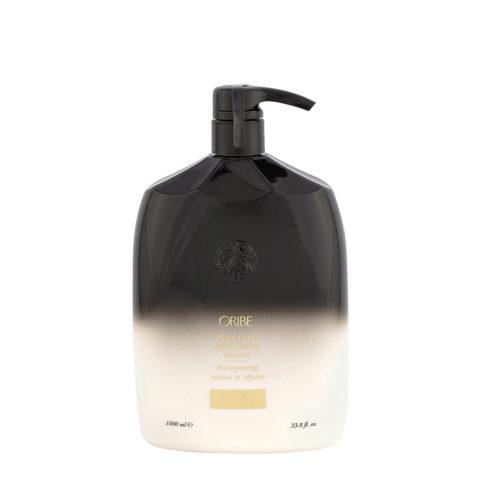 Oribe Gold Lust Repair & Restore Shampoo 1000ml - Reparatur Shampoo