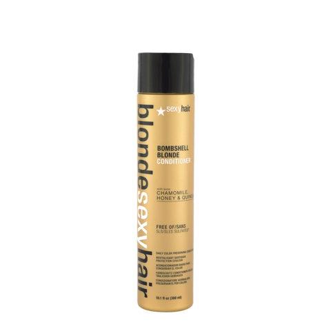 Blonde Sexy Hair Sulfate-Free Bombshell Blonde Conditioner 300ml - Haarspülung ohne Sulfat  blonde Haare