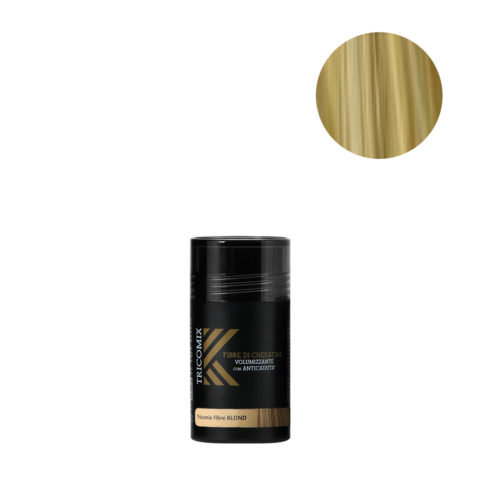 Tricomix Fibre Blond 12gr - Volumisierende Keratinfasern Mit Anti-Haarausfall-Effekt