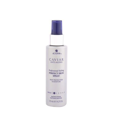 Alterna Caviar Anti aging Styling Perfect iron spray 125ml - Vor Glätteisen Spray mit thermischer Aktivierung