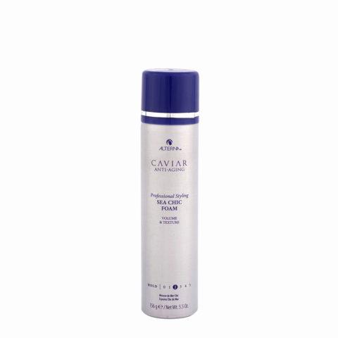 Alterna Caviar Style Sea Chic Volume & Texture Foam spray 156ml - leichtes Schaumvolumen